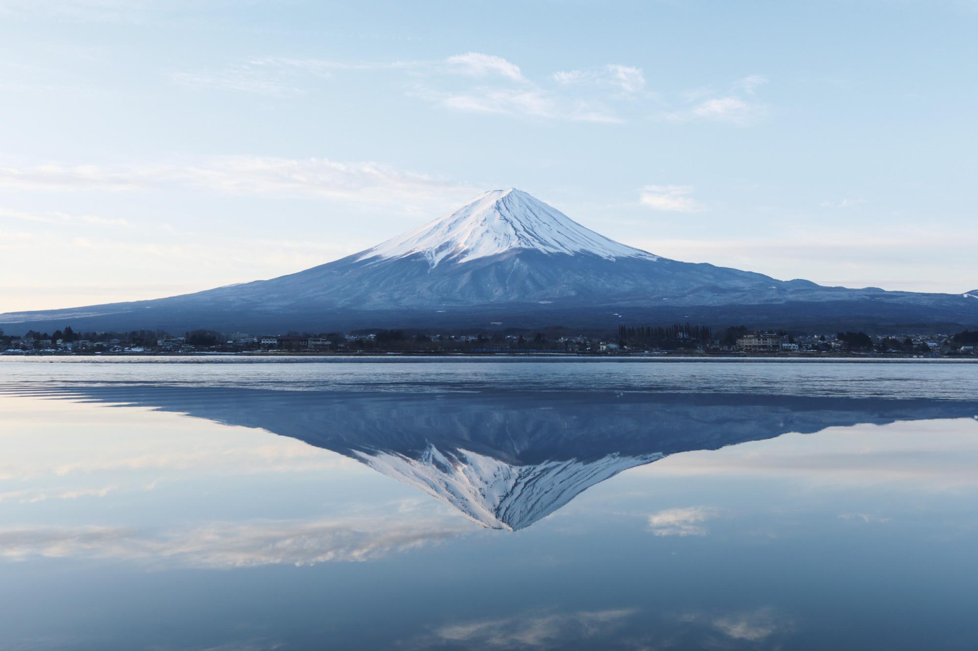 世界遺産周遊タクシー「富士山」