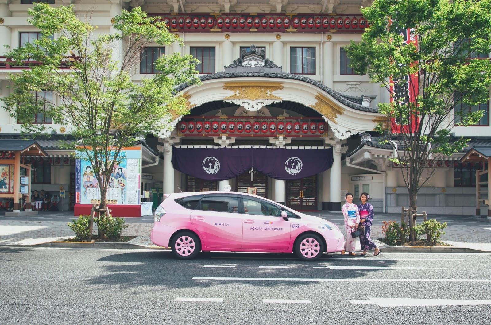 歌舞伎座/銀座/東京観光/tokyo/tokyodrive