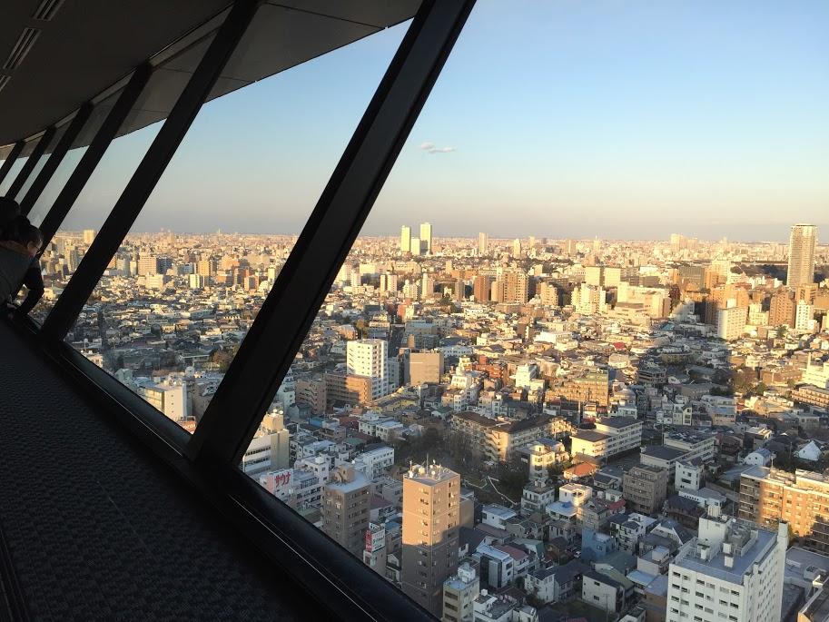 文京シビックセンター/東京/tokyo/tokyodrive