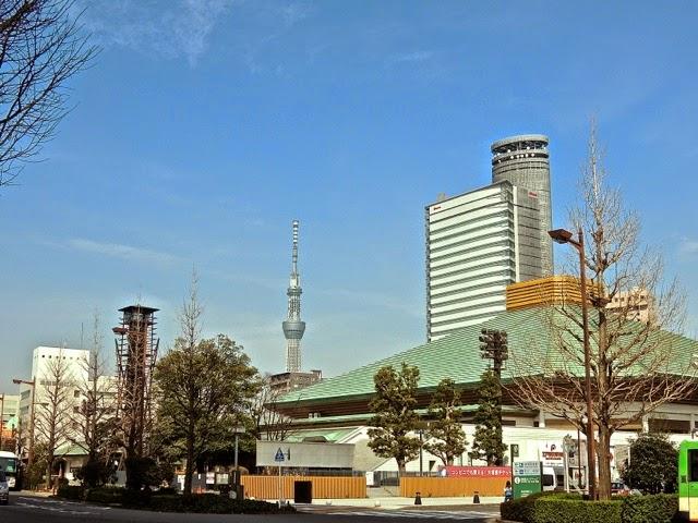 東京観光タクシー,両国,国技館