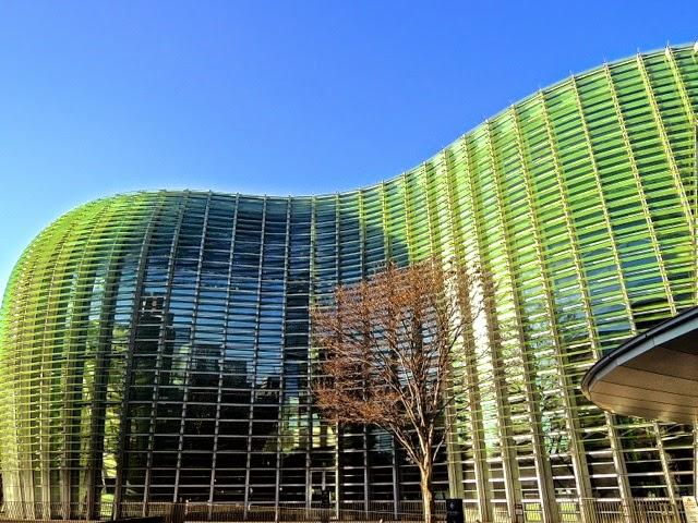 新国立美術館/六本木/東京観光/tokyo/tokyodrive