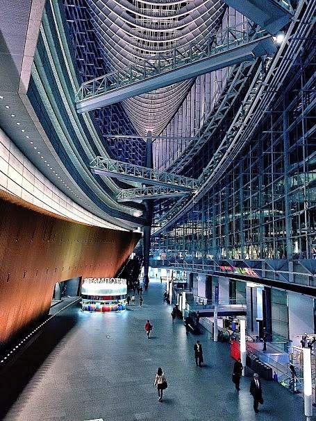観光タクシー/国際フォーラム/有楽町/Tokyo International Forum