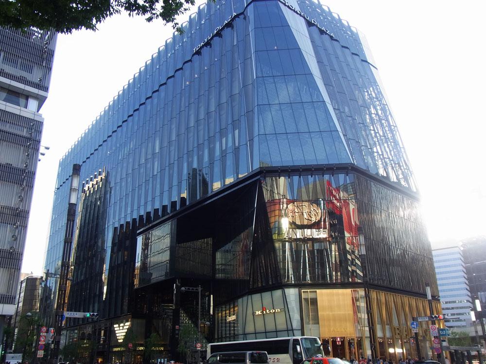 東急プラザ銀座/東京観光/tokyo/tokyodrive