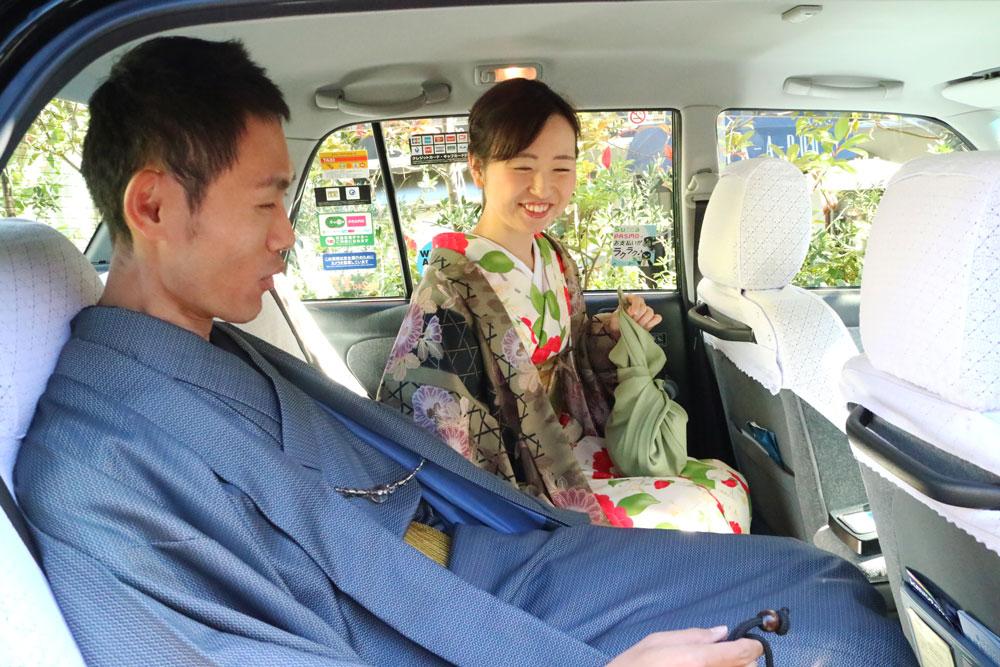 東京/東京観光/東京観光タクシー/tokyodrive/tokyo/着物