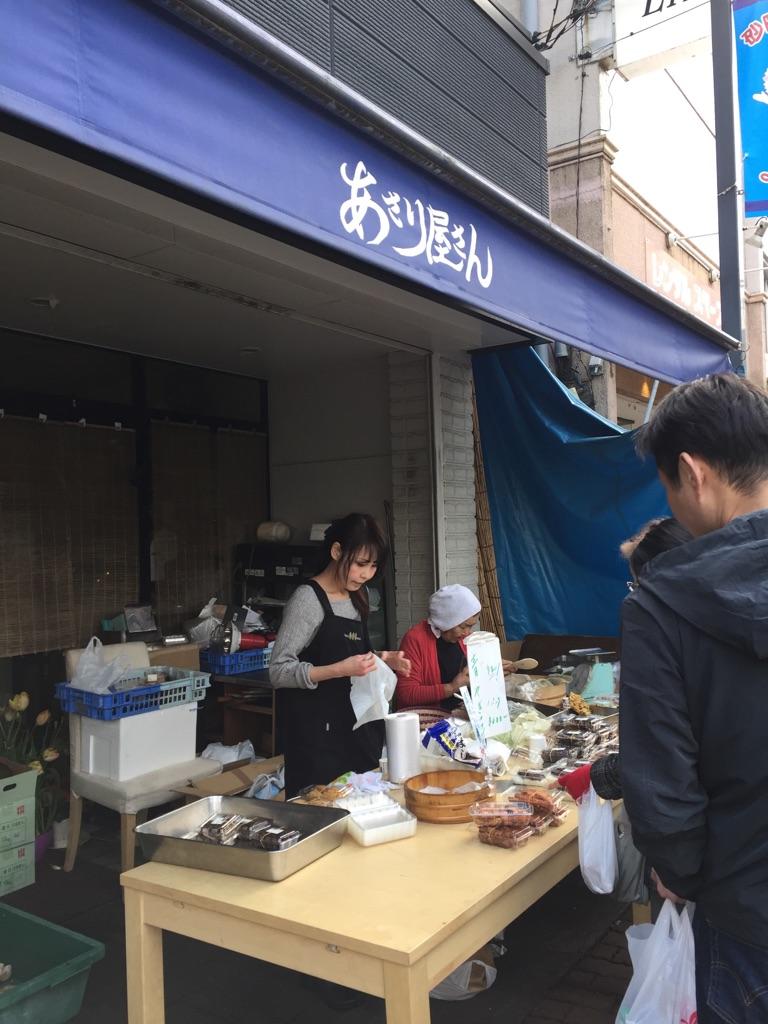 砂町銀座/あさり屋さん/東京観光/東京観光タクシー/tokyo/tokyodrive