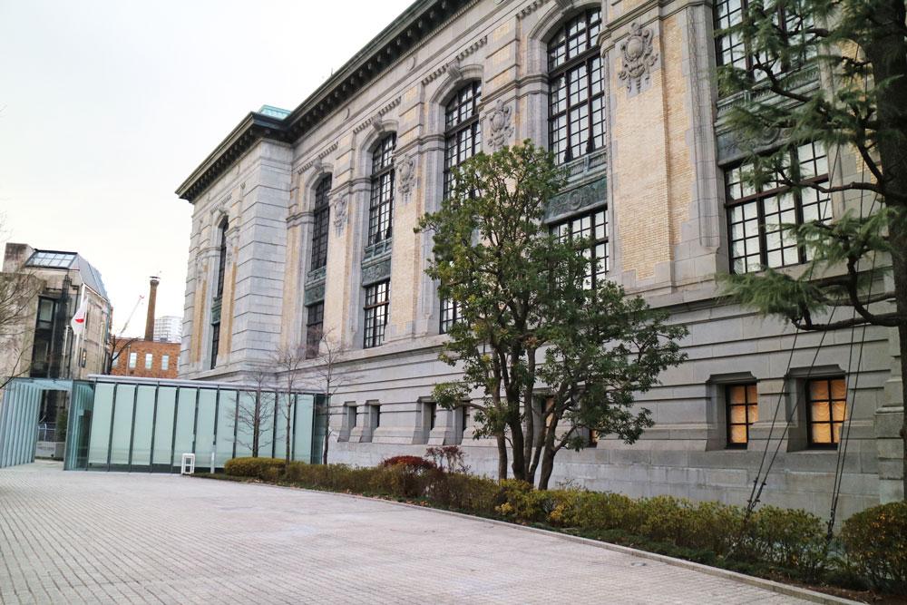 国際子ども図書館/東京観光タクシー