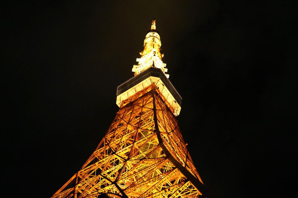 東京タワー/観光/東京観光/東京観光タクシー/tokyo