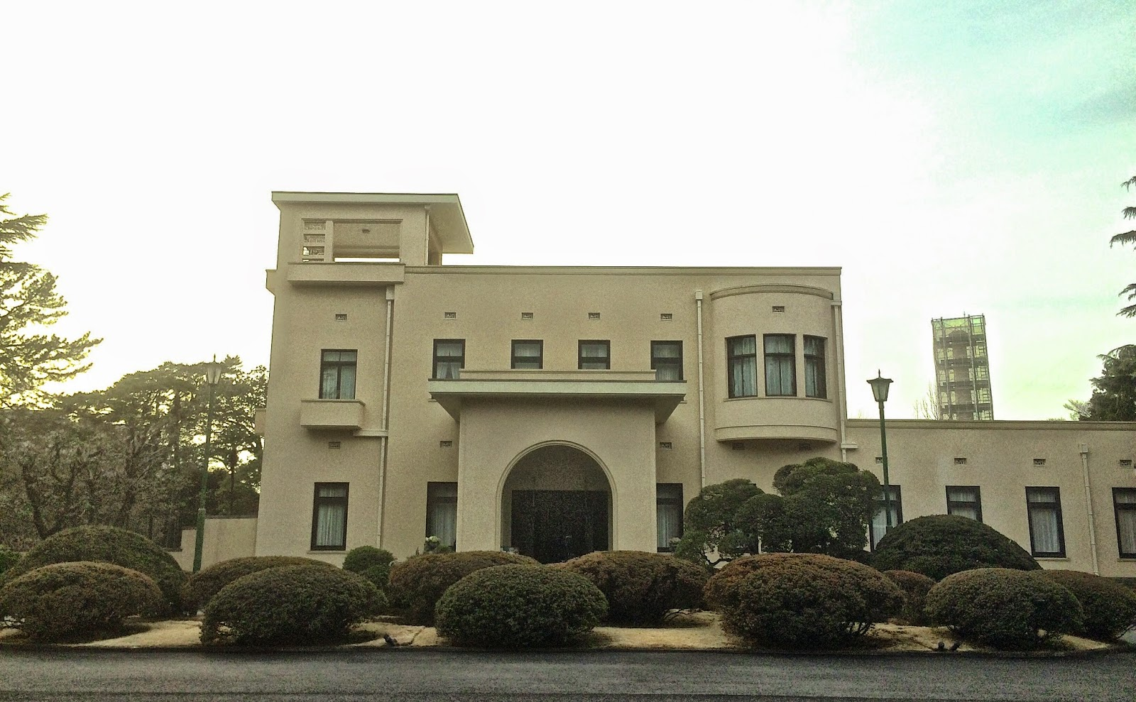 東京観光 東京都庭園美術館 Tokyo Metropolitan Teien Art Museum