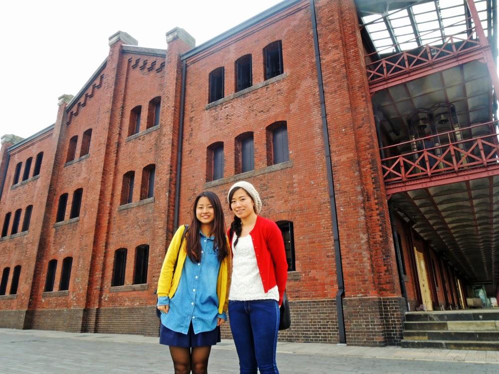 横浜観光【横浜】赤レンガ倉庫 Yokohama Red Brick Warehouse