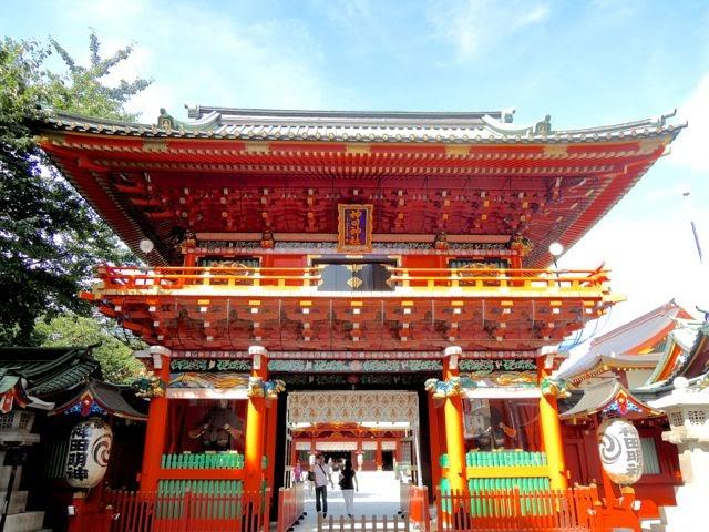 東京観光 神田明神(神田神社) Kanda Shrine