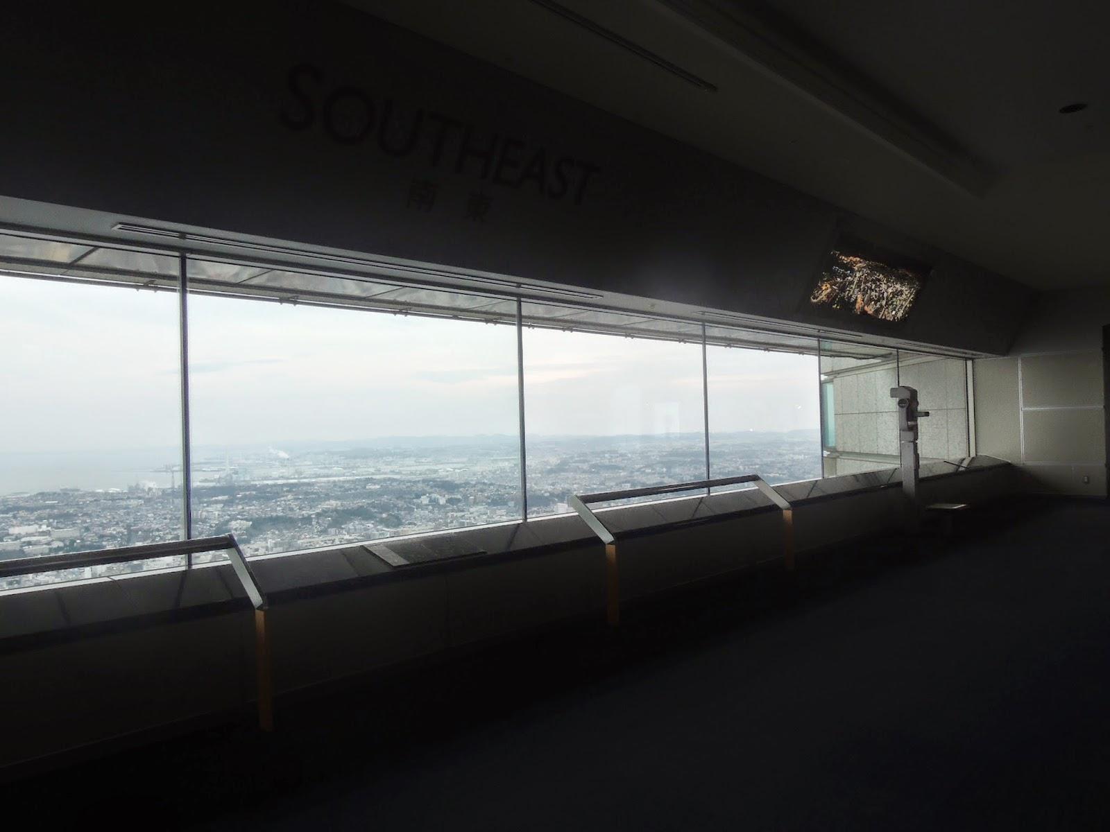 横浜観光【横浜】横浜ランドマークタワー・スカイガーデン Yokohama Landmark Tower Sky Garden