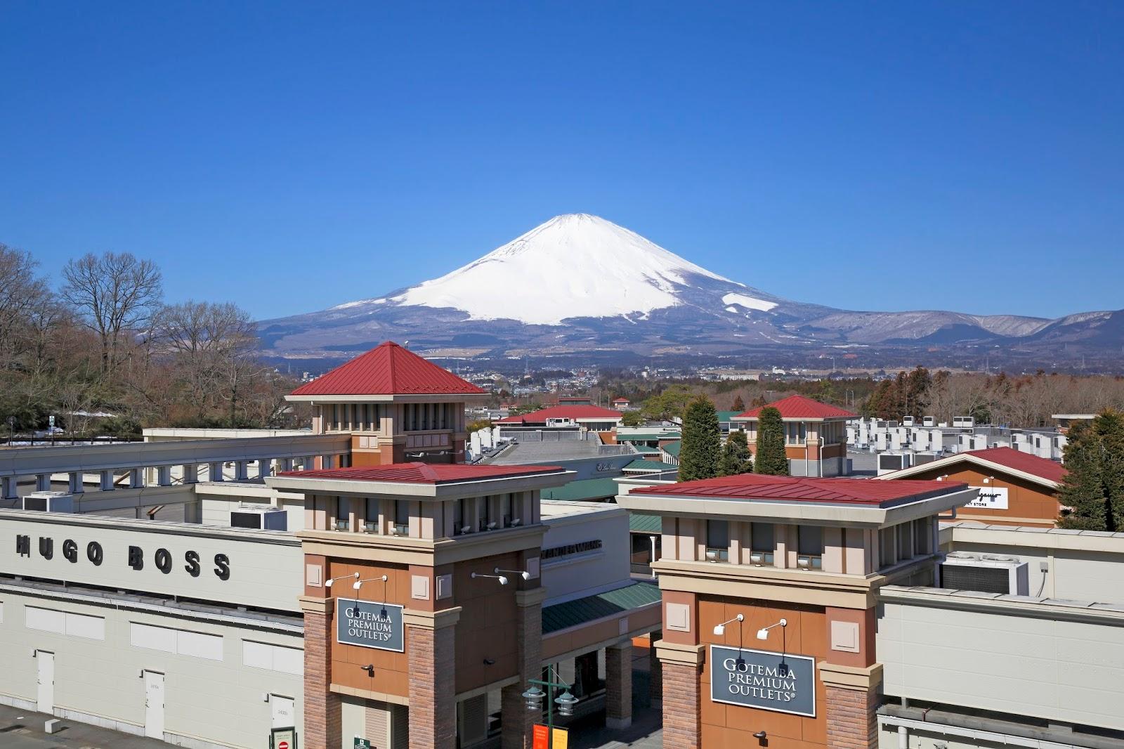 御殿場プレミアム・アウトレット(富士・箱根観光
