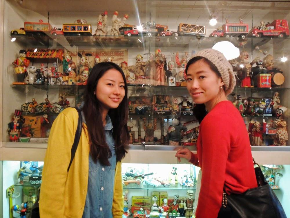 横浜観光【横浜】ブリキのおもちゃの博物館 Yokohama Tinplate Toy Museum
