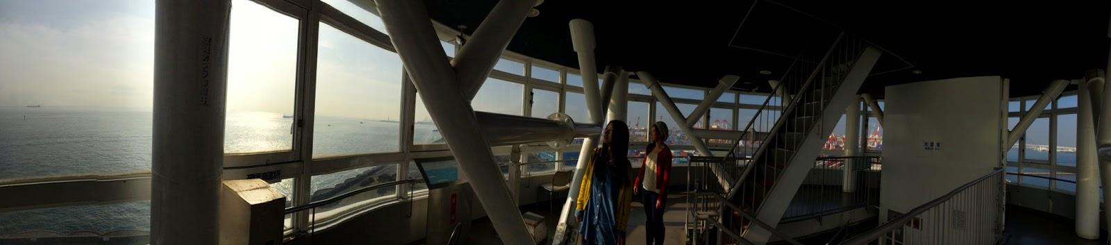 横浜観光【横浜】横浜港シンボルタワー Yokohama Port Symbol tower