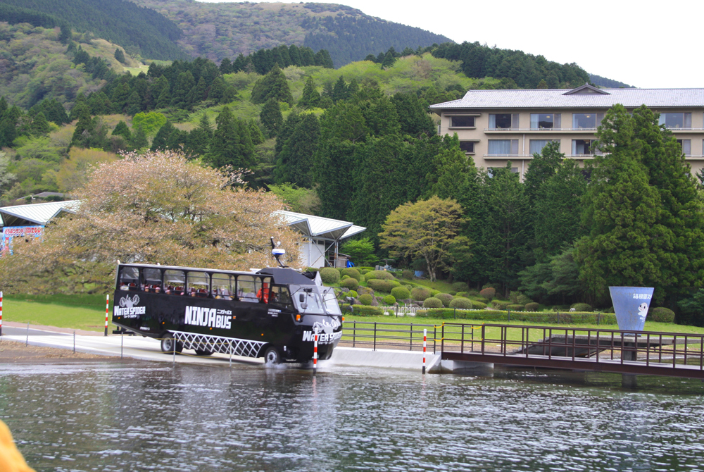 箱根/芦ノ湖/東京観光タクシー