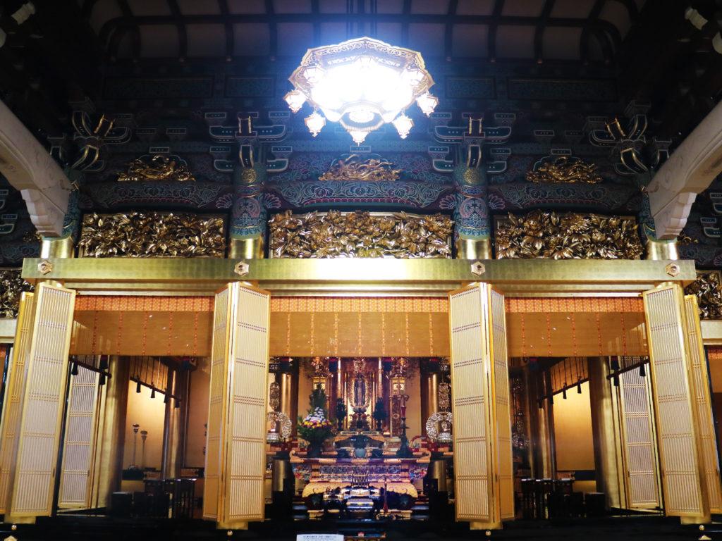 本願寺 築地