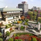 ホテル椿山荘出発 東京観光タクシーモデルコース