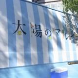 毎月開催!太陽のマルシェ(勝どき) Marche in Kachidoki【タクシーで巡る東京観光】