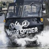 芦ノ湖 ニンジャバス/ウォータースパイダー NINJA BUS / WATER SPIDER【タクシーで巡る東京観光】