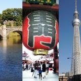 皇居・浅草&スカイツリータウン 5時間コース【東京観光タクシーモデルコース】
